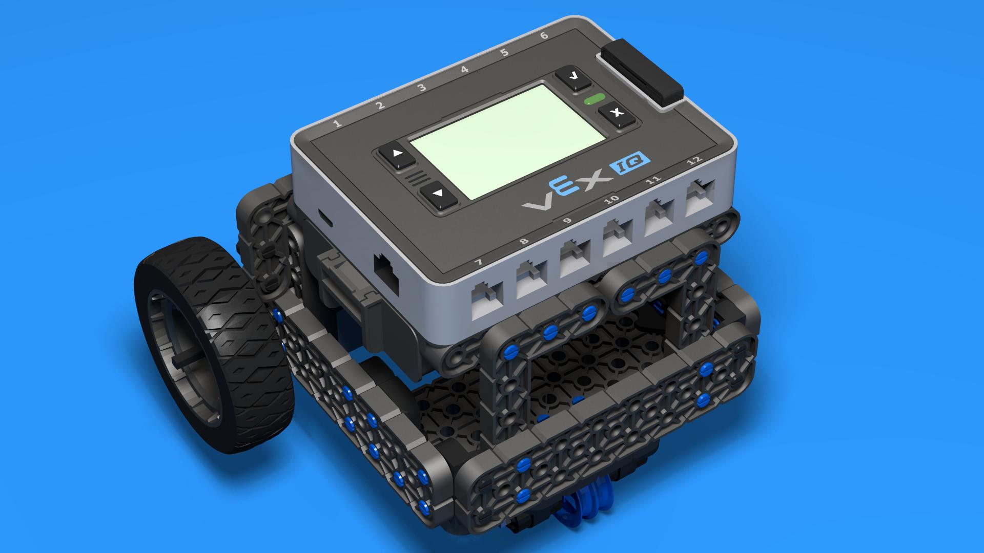vex robotics building instructions