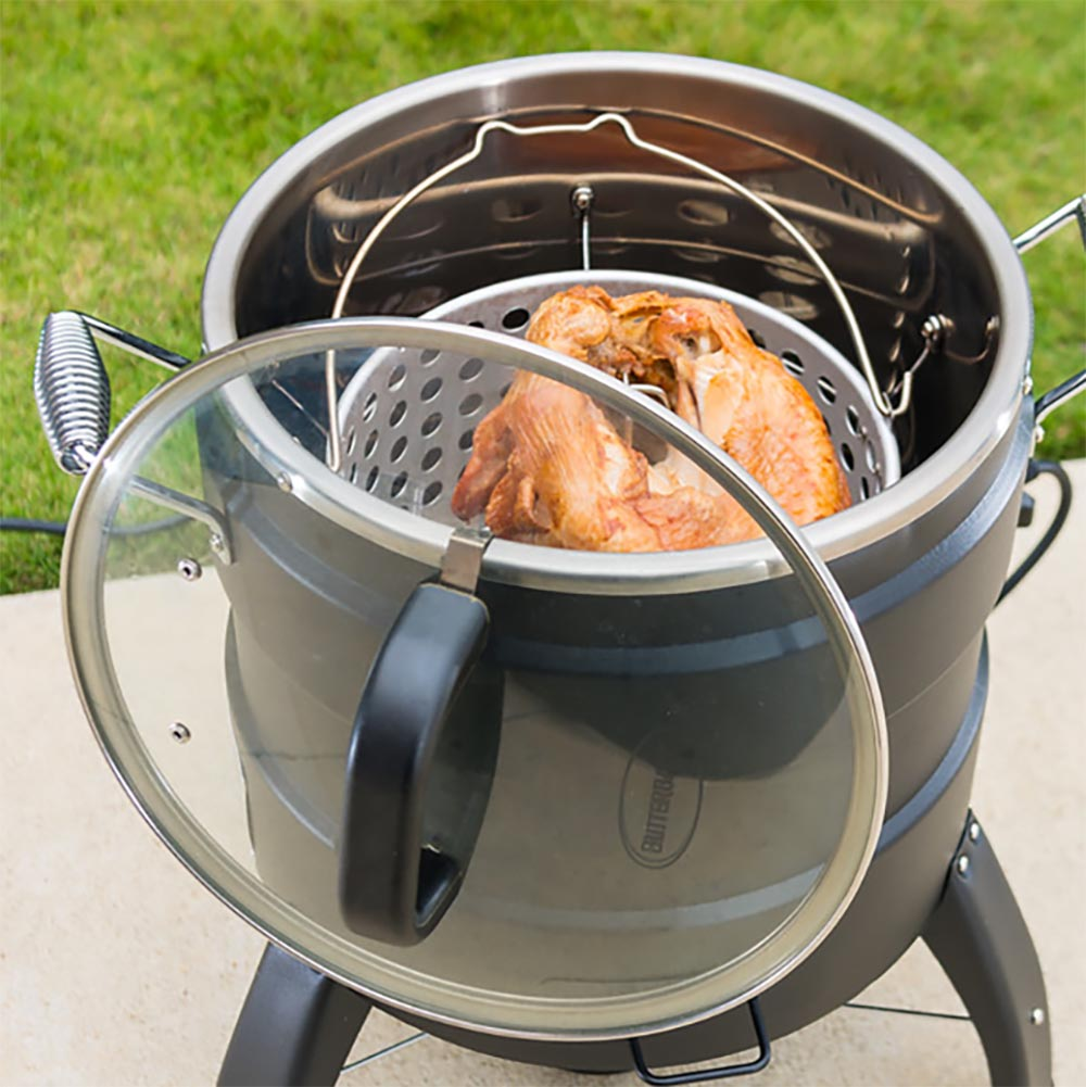 butterball electric fryer instructions