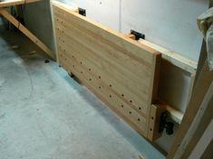 mastercraft folding workbench assembly instructions