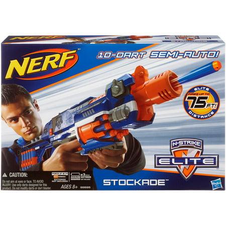nerf n strike elite stockade instructions