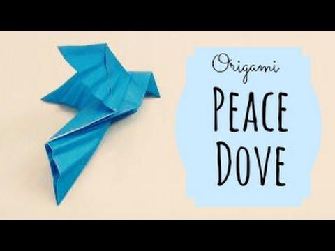 origami dove instructions pdf
