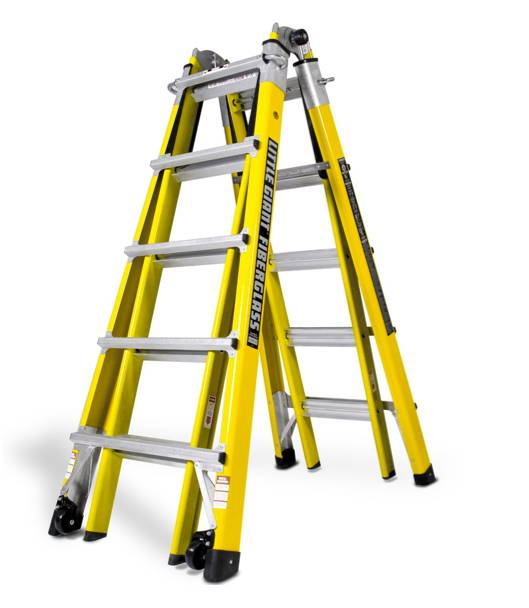 little giant ladder instructions