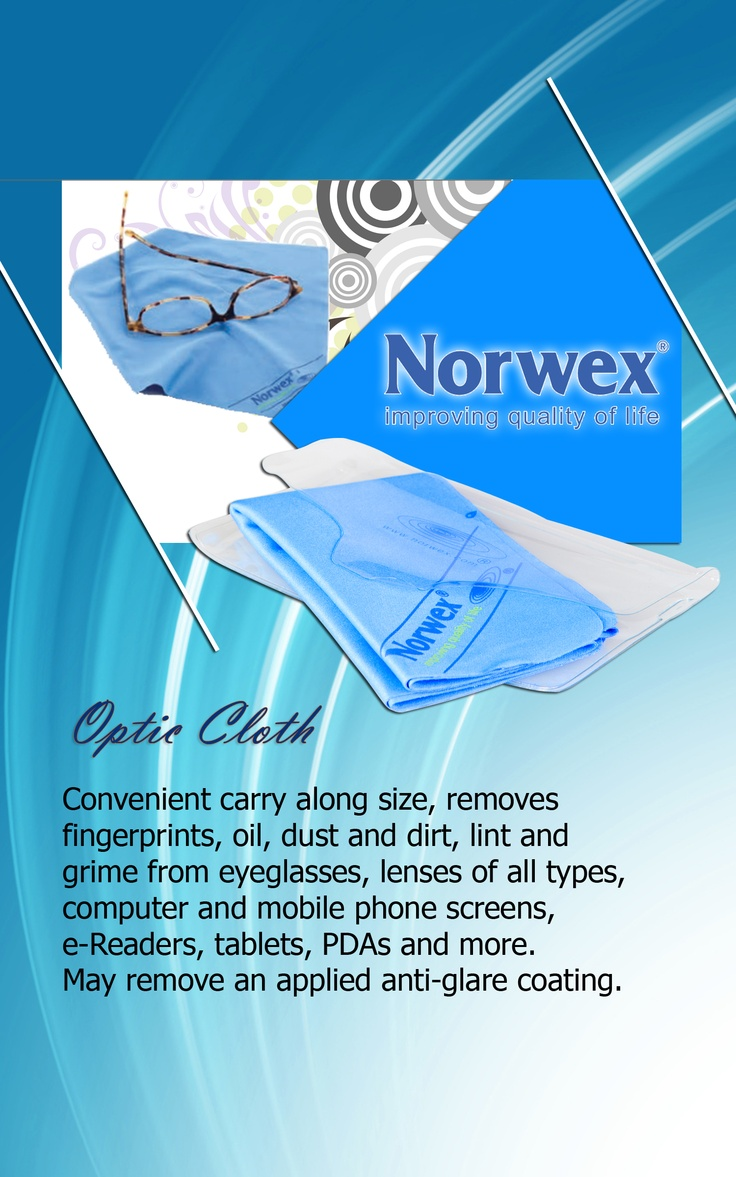 norwex cleaning cloths instructions