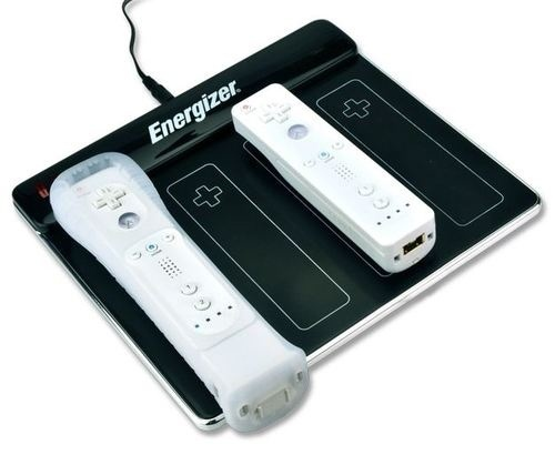 energizer wii charger instructions