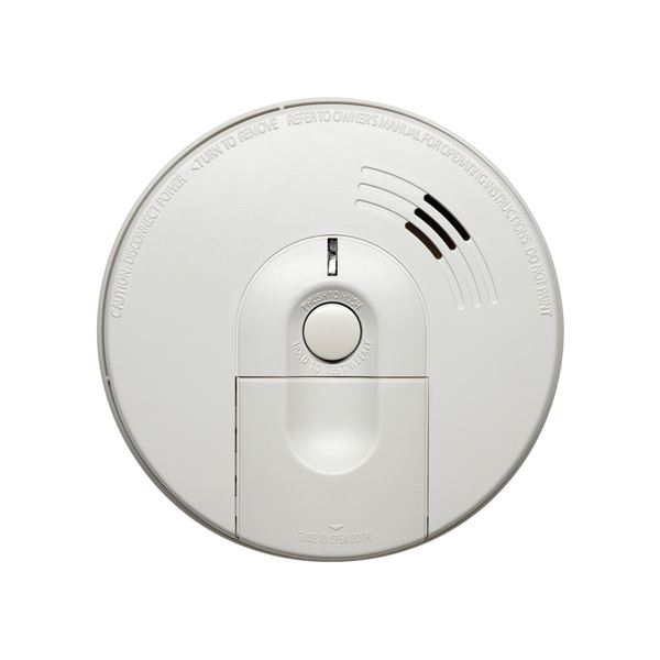 kidde mains smoke alarm instructions