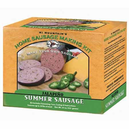 hi mountain summer sausage instructions