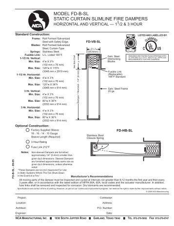 lyemance damper installation instructions