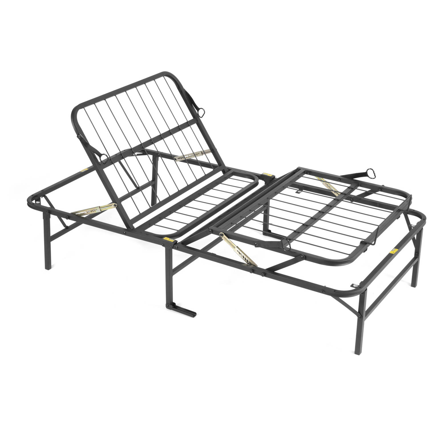 adjustable metal bed frame instructions