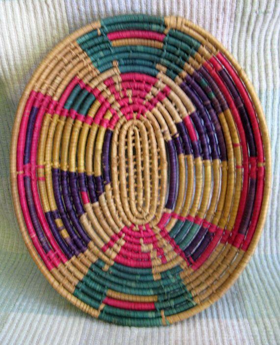 aboriginal basket weaving instructions