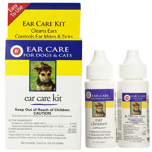 bio groom ear mite treatment instructions