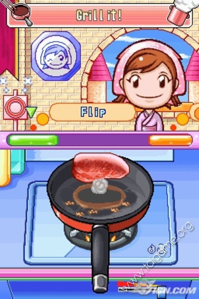 own cooking games without instructions