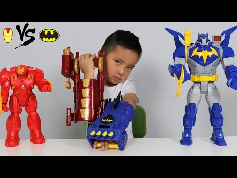 batman vs superman ultimate batcave playset instructions