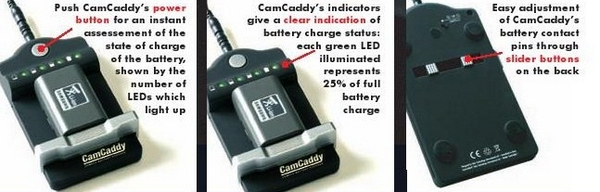 universal battery charger instructions