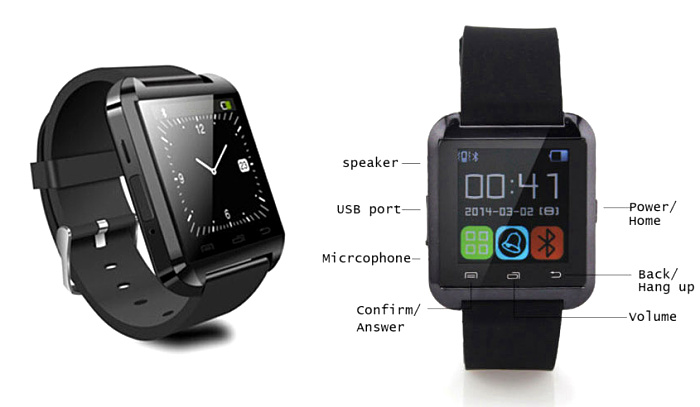 hype smart watch instruction manual