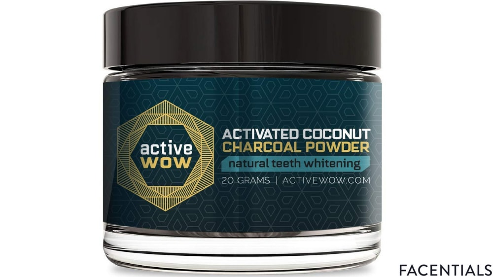 active wow teeth whitening instructions