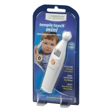 walgreens temple touch thermometer instructions