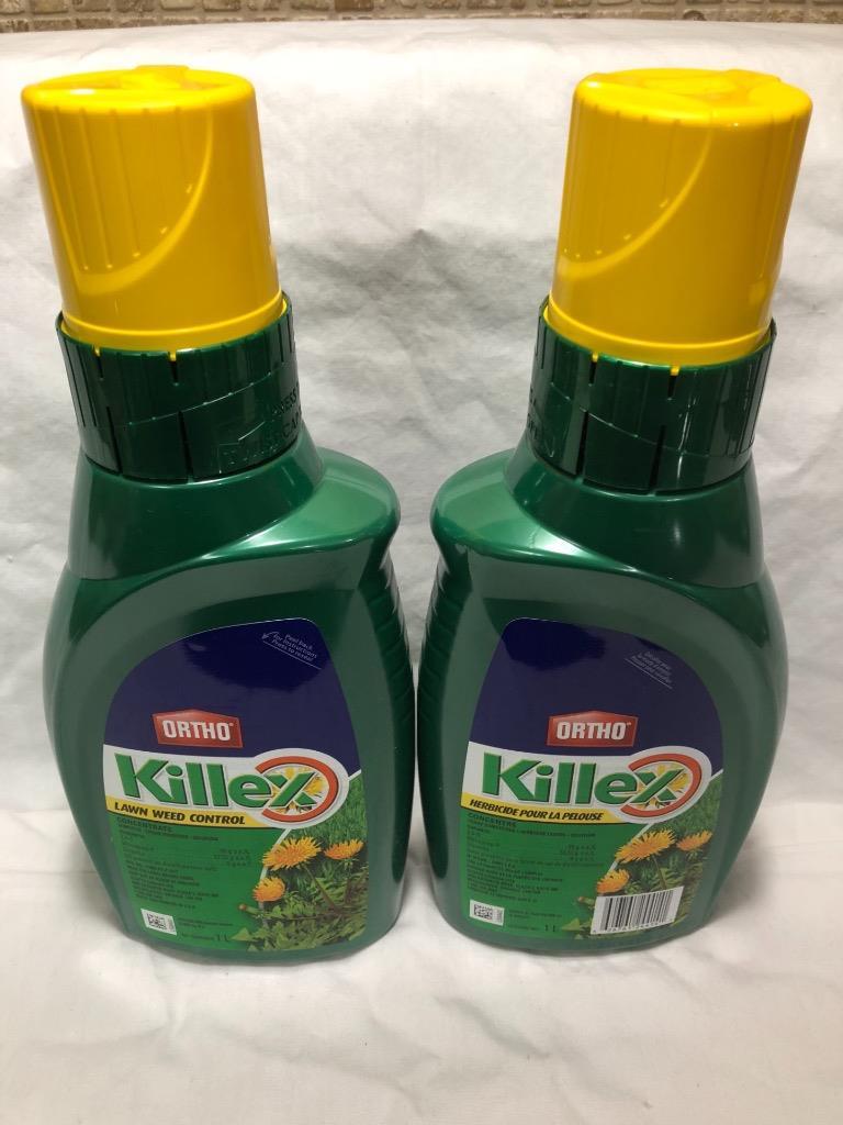 killex weed killer instructions