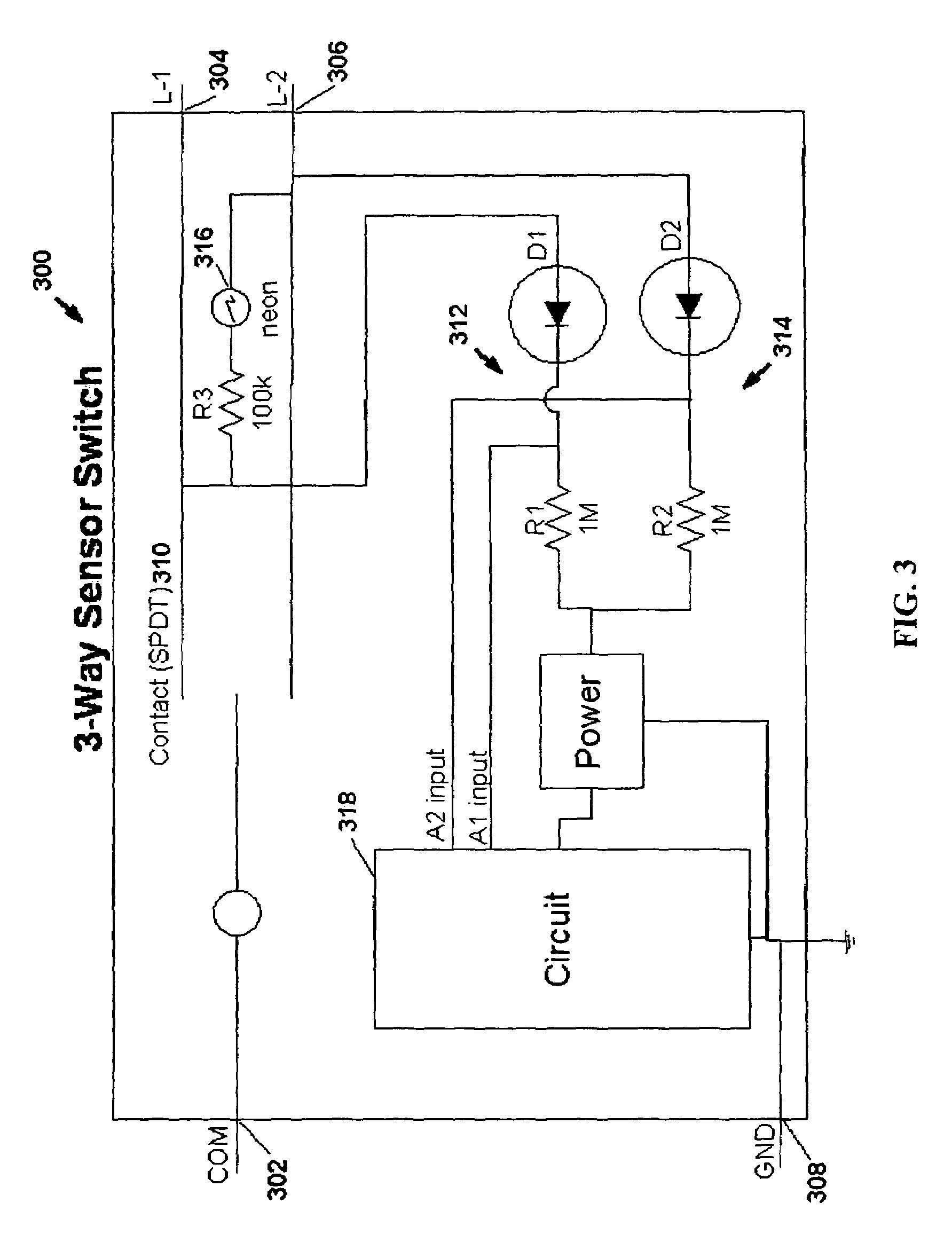 cooper motion sensor switch instructions