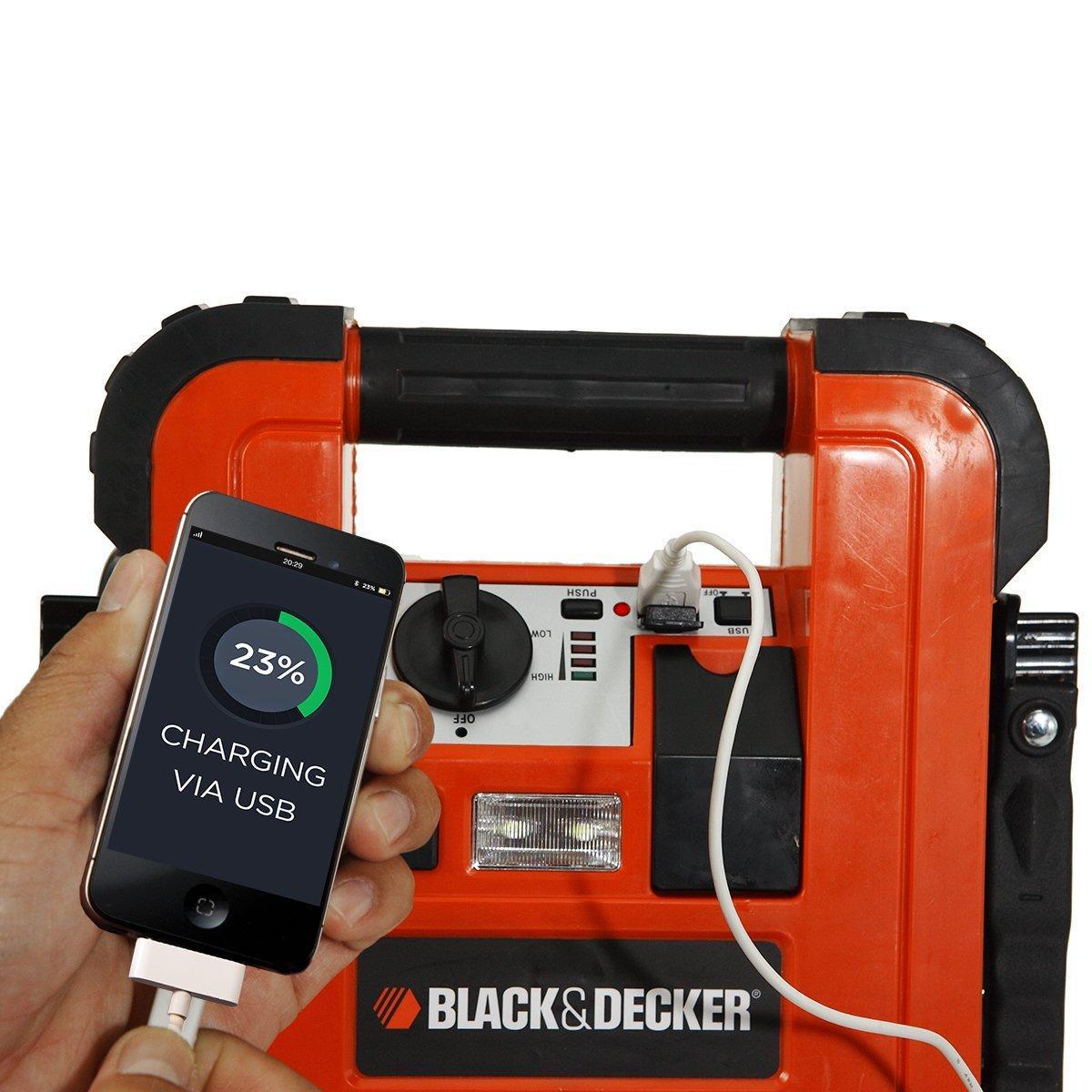 peak jump starter 600 charging instructions