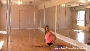 pole dancing instructional videos