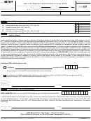 irs form 1041 instructions 2017