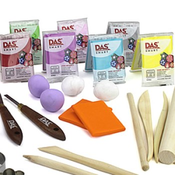 das modelling clay instructions