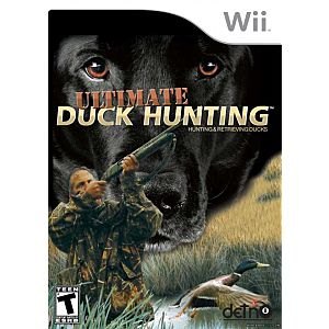 ultimate duck hunting wii instructions