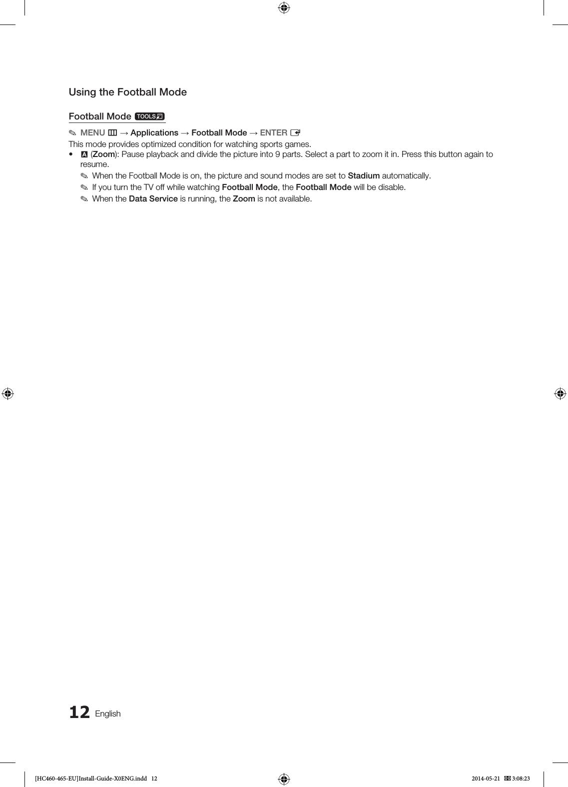 samsung tv instruction manual