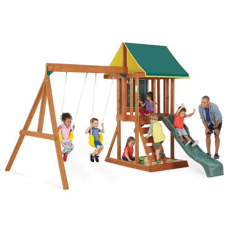 denver wooden swing set instruction manual
