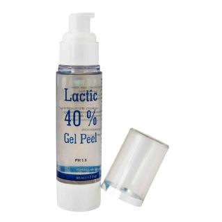 40 lactic acid peel instructions