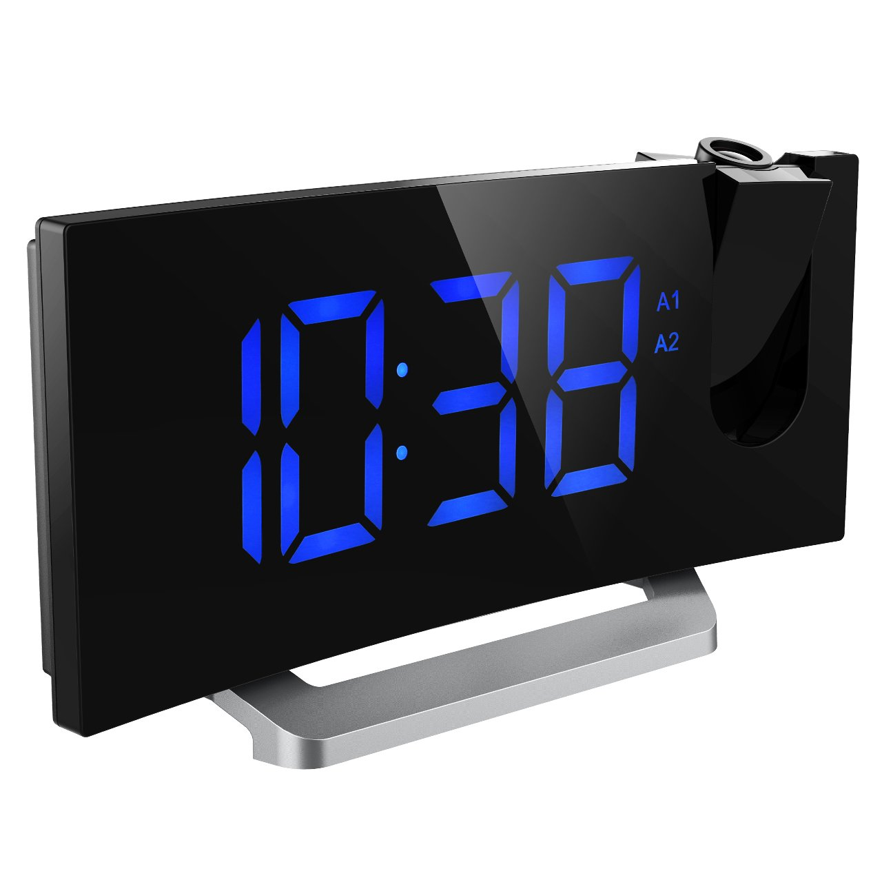 r2d2 projection alarm clock instructions
