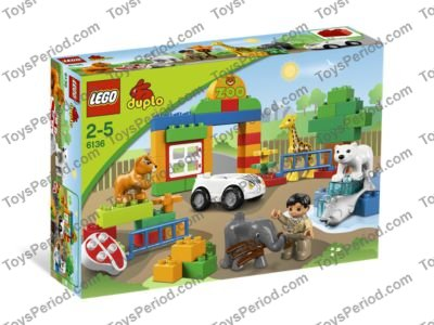 lego duplo my first zoo instructions