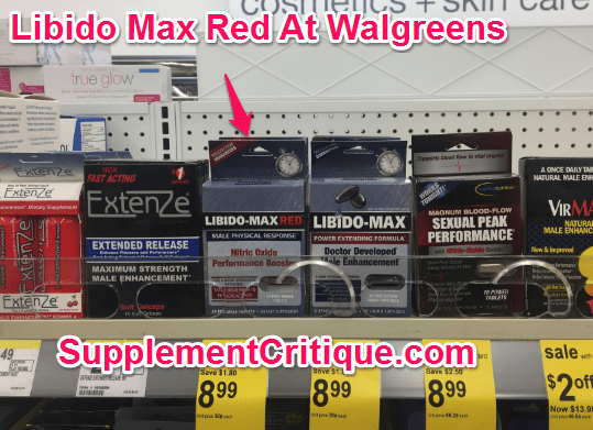 libido max red instructions