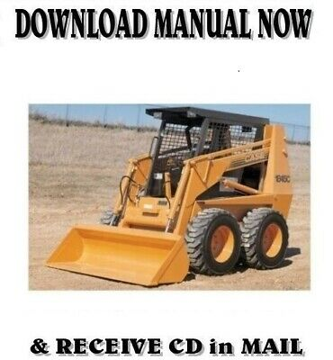 case skid steer operating instructions