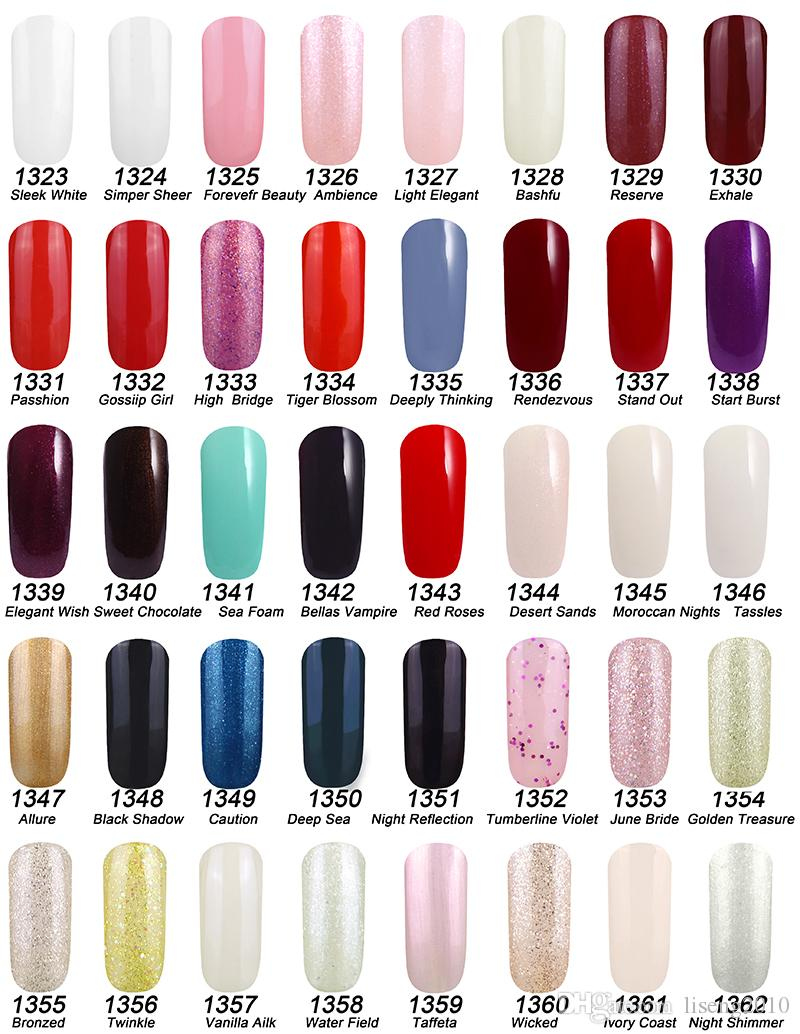 vishine gel polish instructions