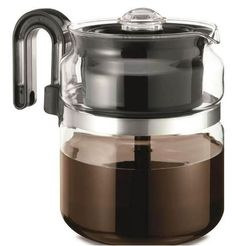medelco 8 cup glass stovetop percolator instructions