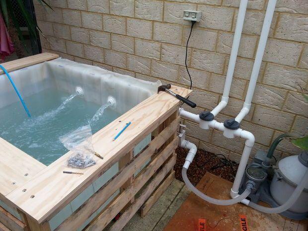 spa bath installation instructions