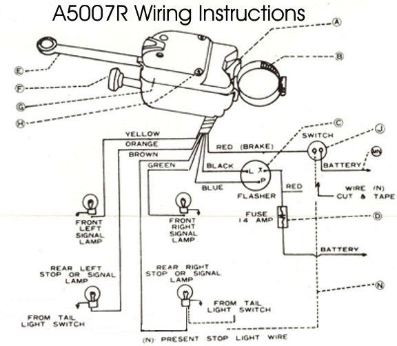 hot rod wires instructions