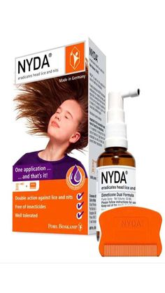 nyda lice treatment instructions