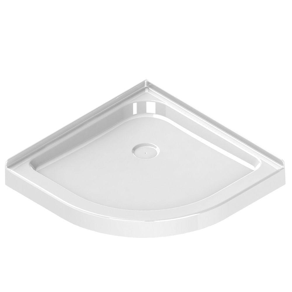 maax neo round shower installation instructions