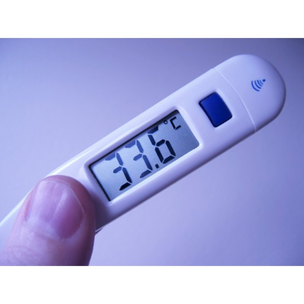 kroger digital thermometer instructions