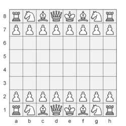 no stress chess instructions