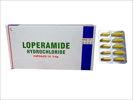 loperamide hydrochloride 2mg dosage instructions
