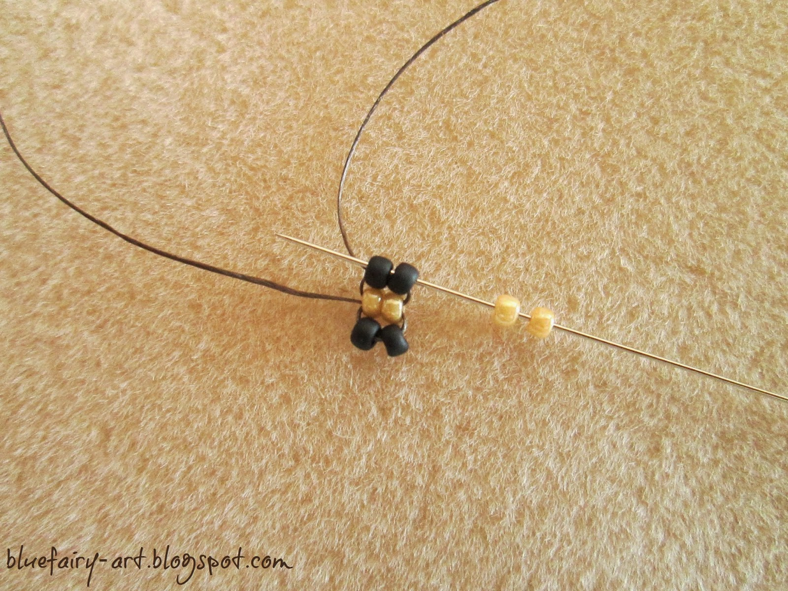 twisted herringbone rope instructions