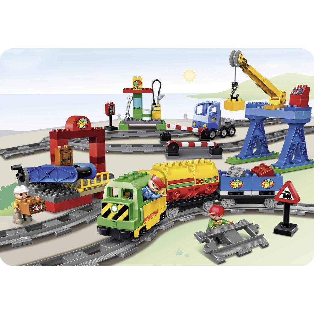 lego duplo deluxe train set instructions