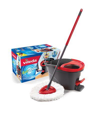 vileda spin mop washing instructions