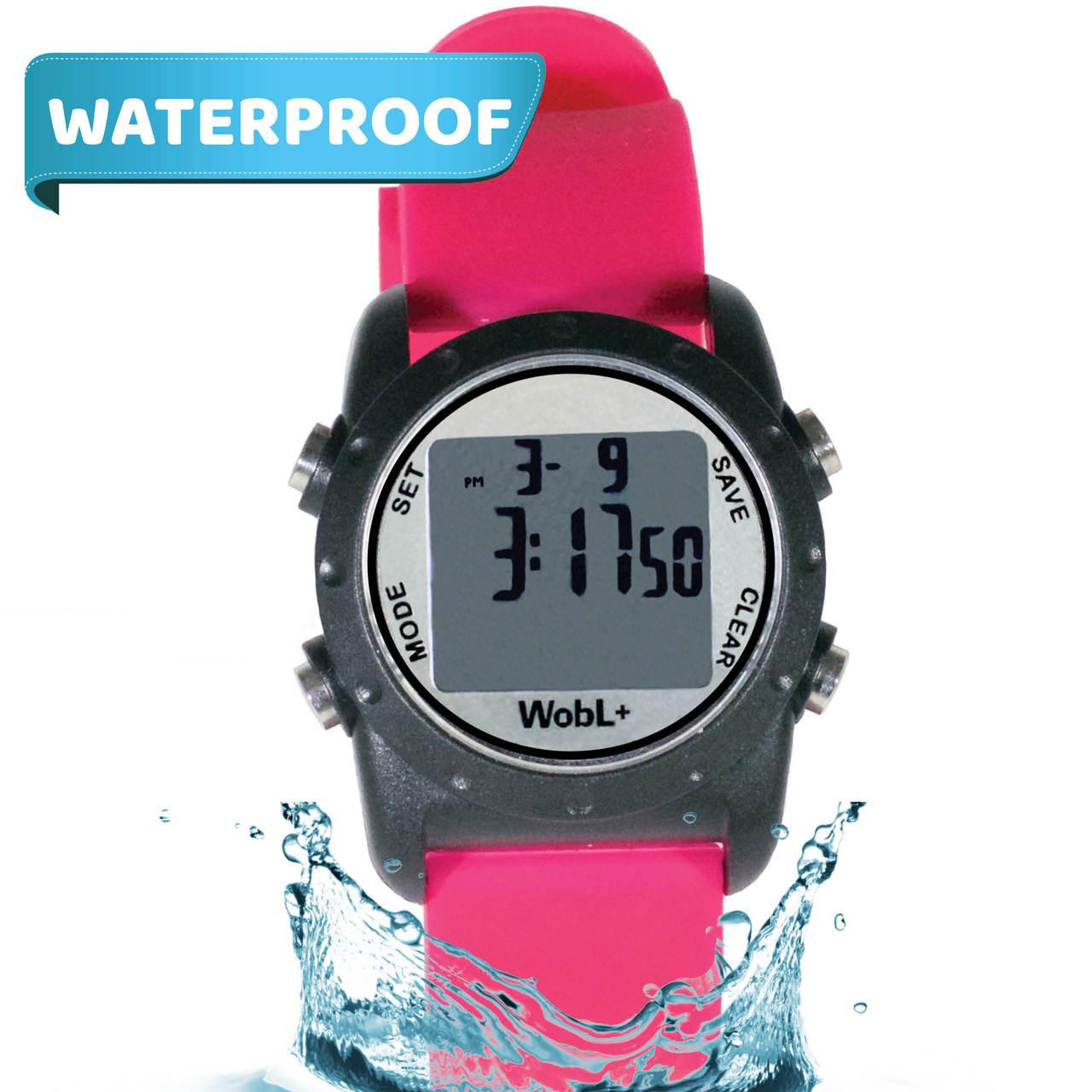 wobl potty watch instructions