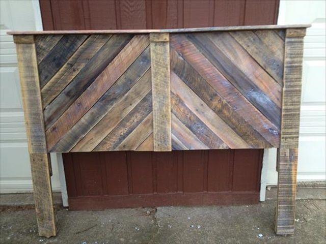 diy wood headboard instructions