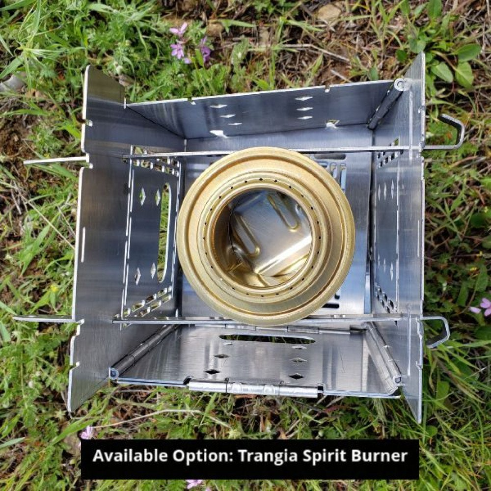 trangia spirit burner instructions