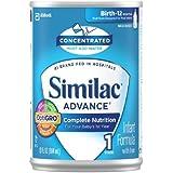 similac concentrated liquid formula instructions